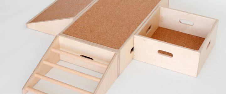cajas de gateo tambox