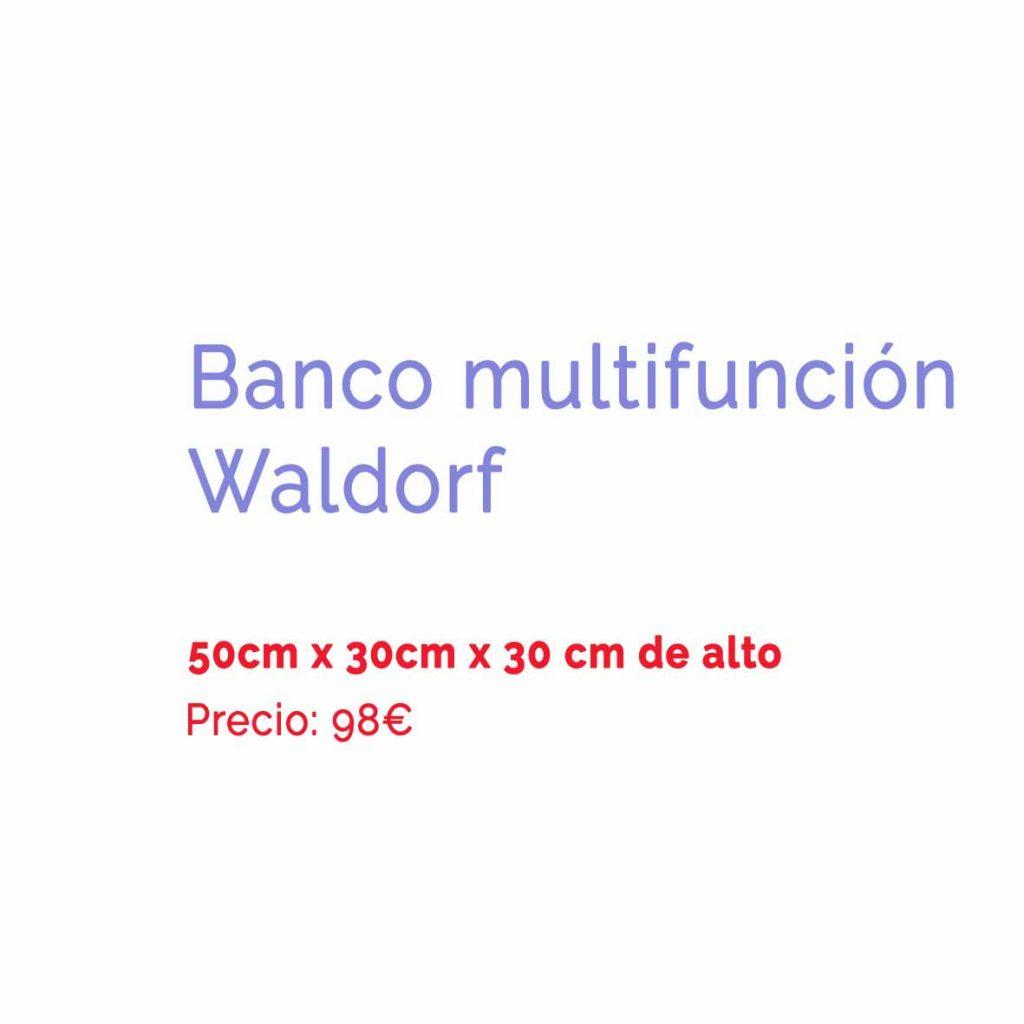 pikler waldorf multiuso