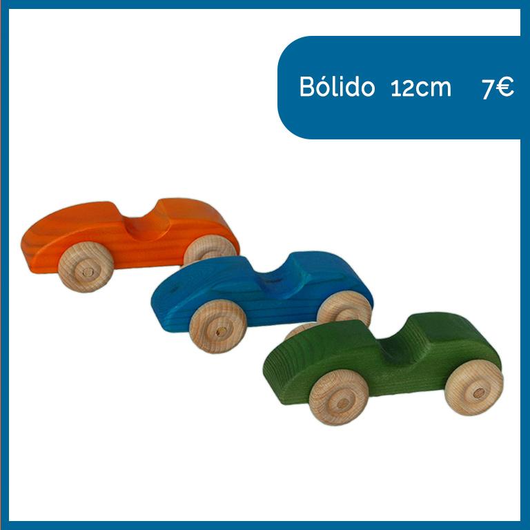 pikler valladolid coche madera jugar eco alternativa bernd