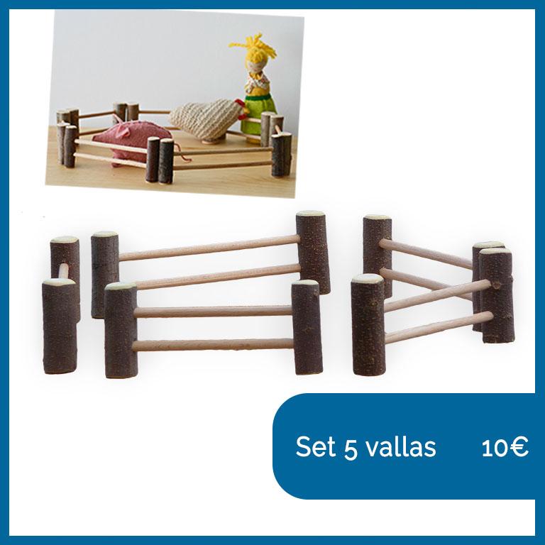 vallas madera niños infancia guarderia pikler montessori waldorf artesania valladolid bernd
