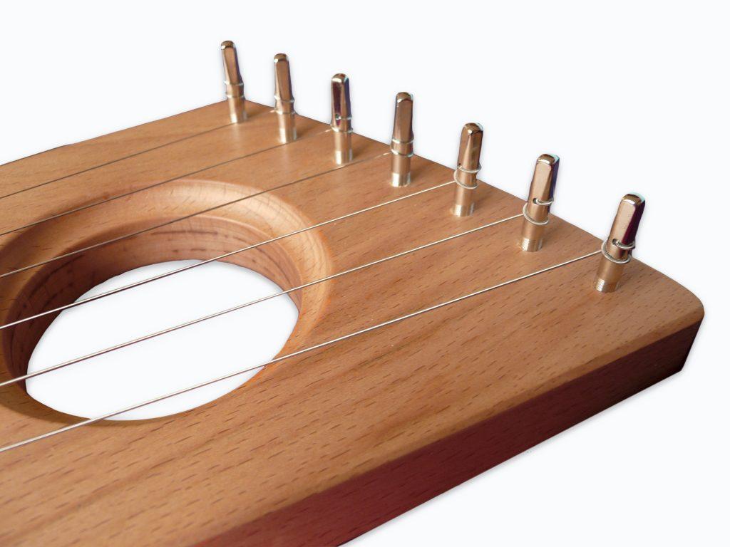 Esta arpa es ideal para alumnos y escuelas, toronto, pentatónica